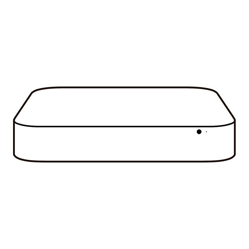 Apple Mac mini Intel Core i3/ 8GB/ 256GB/ Intel UHD Graphics 630/ Gris Espacial