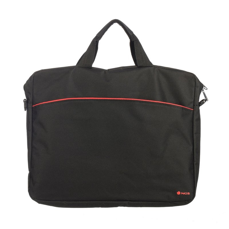 """NGS BUSINESS NOTEBOOK BAG 15.6"""" Negro"""