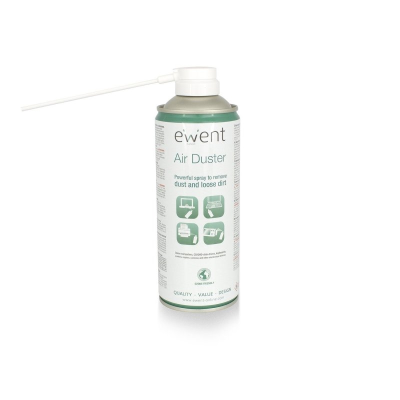 EWENT EW5601 Spray Aire Comprimido Antipolvo 400ml