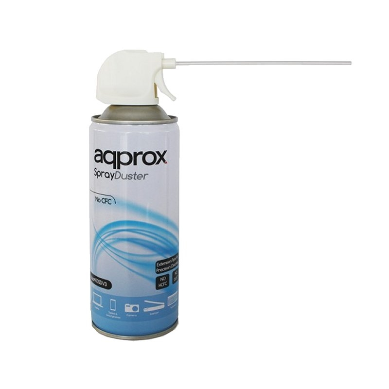 approx Spray app400SDV3 aire comprimido 400ml