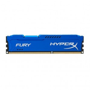 Kingston HX316C10F/4 HyperX Fury 4GB DDR3 1600MHz
