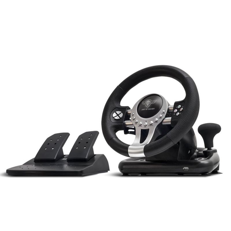 Volante con Pedales Spirit of Gamer Race PRO Wheel 2