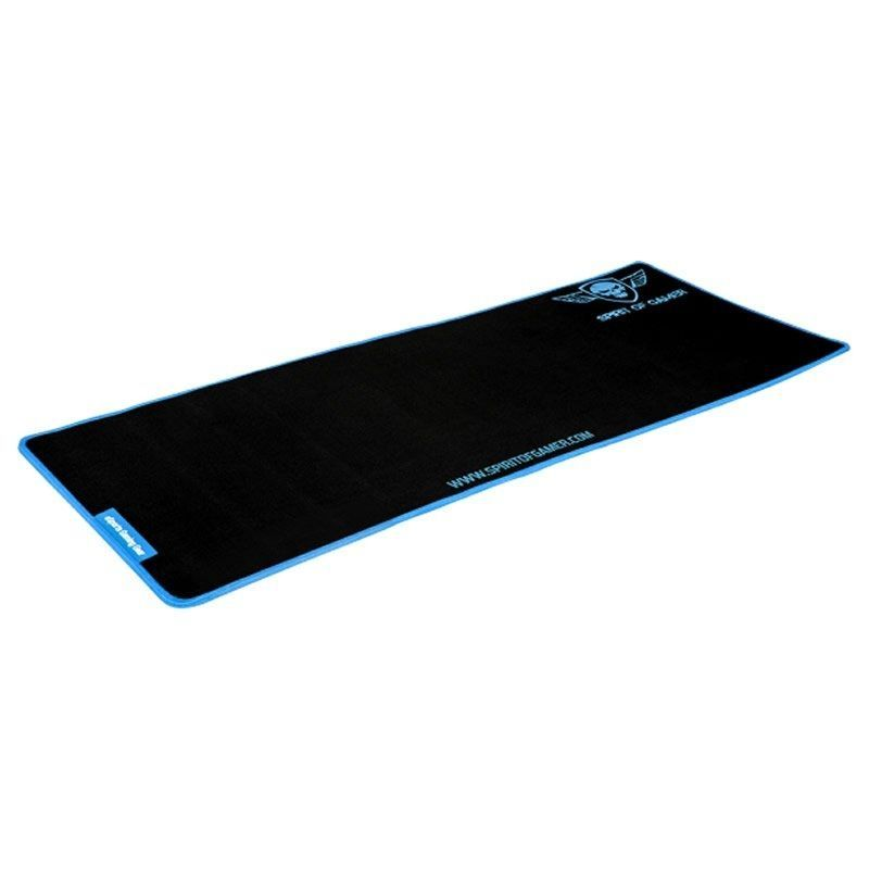 Alfombrilla Spirit of Gamer Victory XXL/ 300 x 780 x 5mm/ Azul