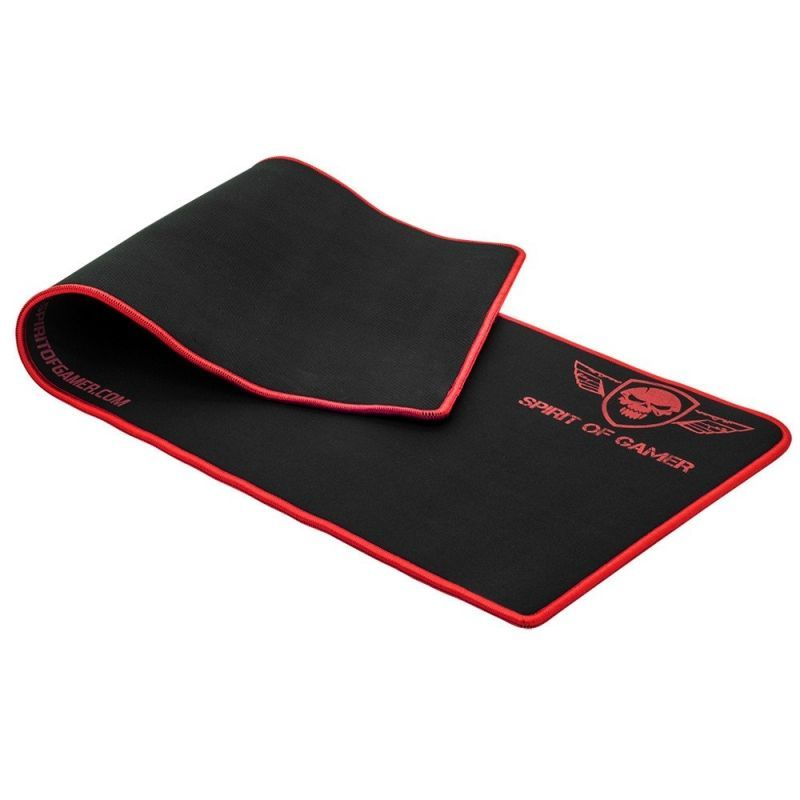 Alfombrilla Spirit of Gamer Ultra XXL/ 300 x 780 x 5mm/ Roja